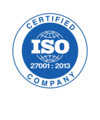 ISO 27001:2013 Certified Company